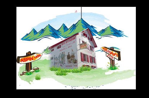 Logo de l'entreprise HOTEL DES 2 COLS